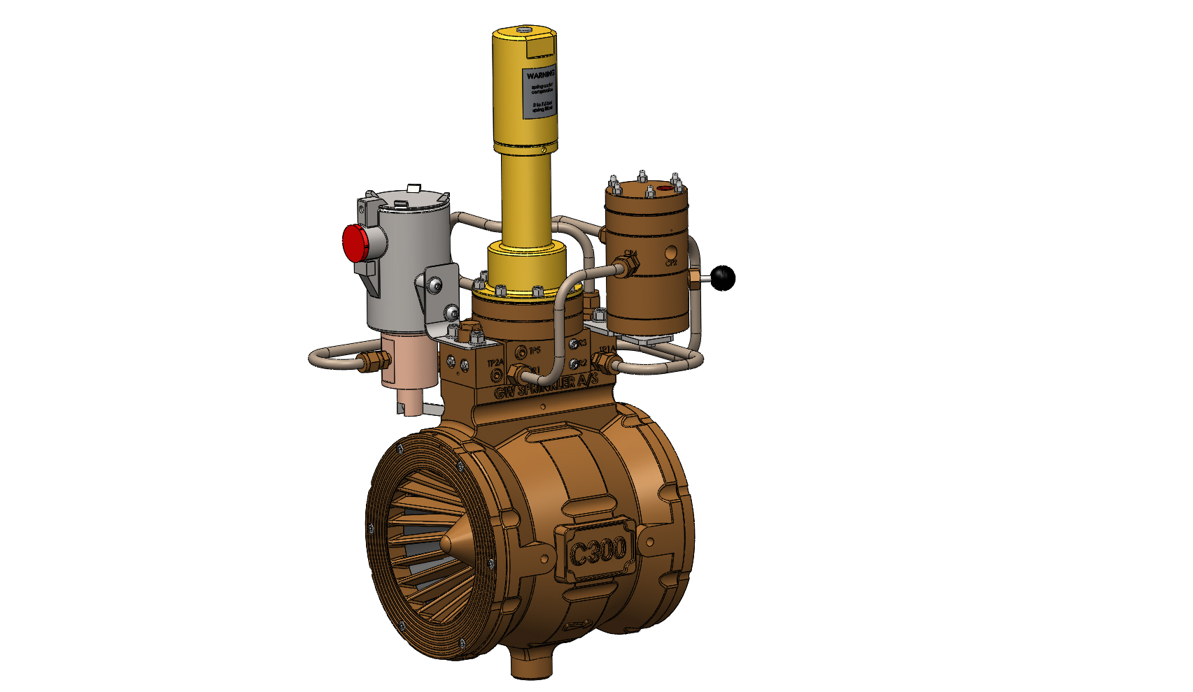 AUTOMATIC WATER CONTROL VALVES - GW Sprinkler A/S