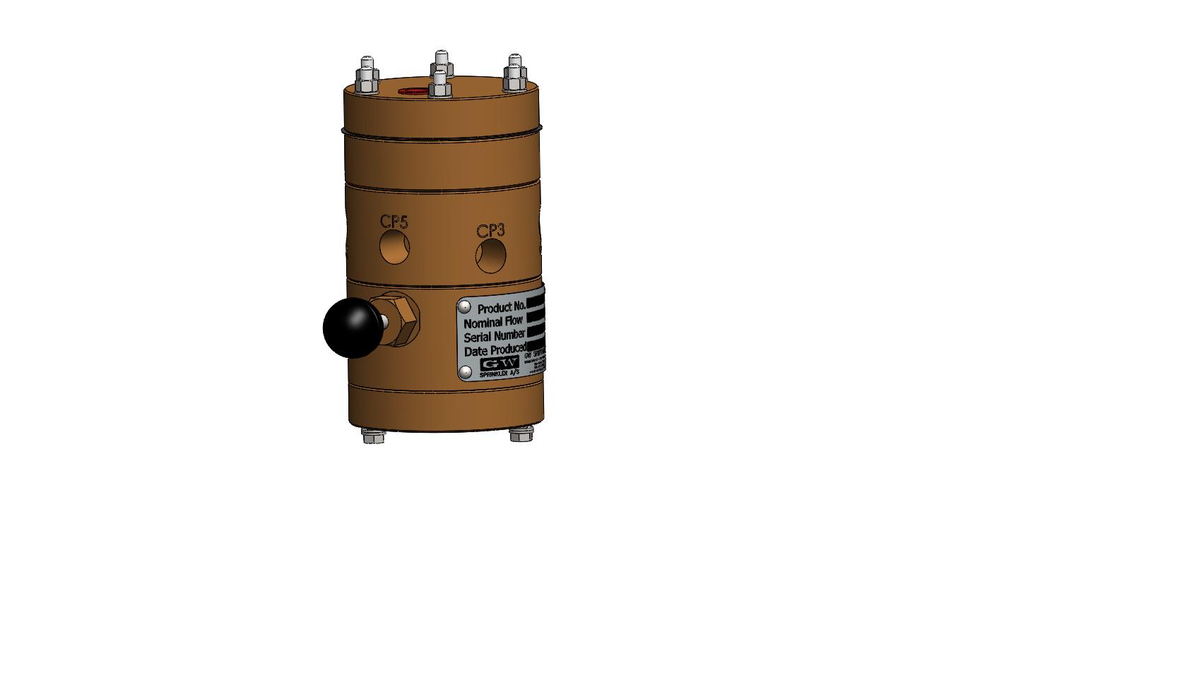GW Actuator (C 300)