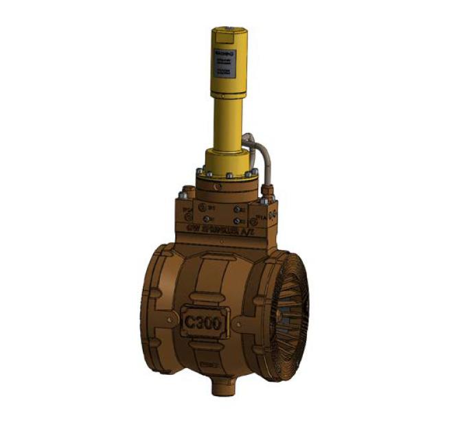 GW 300 Pressure Control Valve