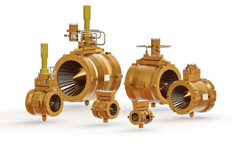 AUTOMATIC WATER CONTROL VALVES