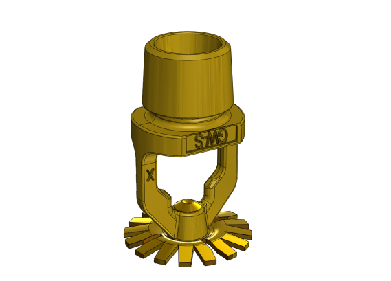 Drencher Nozzles - Marine SSP & CU/P