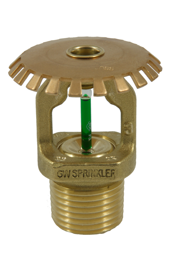 """Upright Spray (SSU) - 1/2"""" K80 3mm Bulb BSPT"""