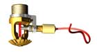 Electrically Actuated Sprinklers (by Metron Actuator ®)